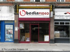 Berfin Video, exterior picture