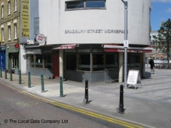 Dalston Jazz Bar, exterior picture