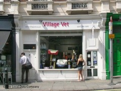 Village Vet, exterior picture
