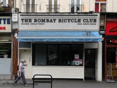 The Bombay Bicycle Club, exterior picture