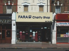FARA Charity Shops, exterior picture