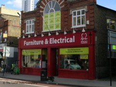 British Heart Foundation Furniture & Electrical Store, exterior picture