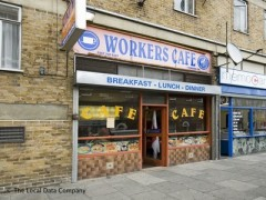 Workers Cafe, exterior picture