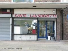 Santa Launderette image