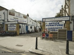 Andrews Office Furniture. Hackney Road ...