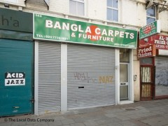 Bangla carpets furniture 144 bethnal green road london for Furniture xpress bethnal green