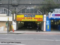 Deep Sea Hand Car Wash, exterior picture