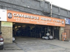 Cambridge Heath Tyres, exterior picture
