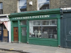 Columbia Pottery, exterior picture
