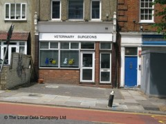 Alexandra Park Road Veterinary Surgery, exterior picture