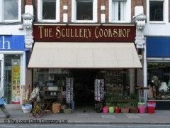 The Scullery, exterior picture