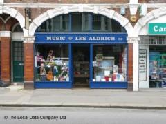 Les Aldrich Music Shop image