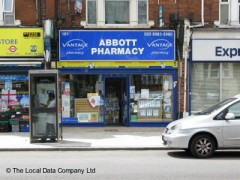 Abbott Pharmacy, exterior picture
