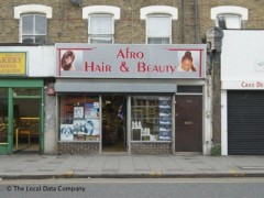 Afro Hair & Beauty image