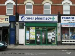 Allcures Pharmacy, exterior picture