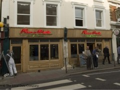 Pizza Bella 4 6 Park Road Crouch End London N8 8td