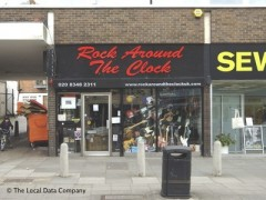 Rock Around The Clock, exterior picture