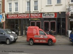 German Swedish French Car Parts 284 288 Wightman Road London
