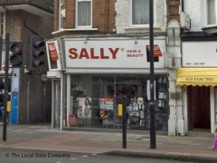 Sally Hair & Beauty Supplies, exterior picture