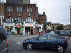 Mile End Car Hire Service, exterior picture