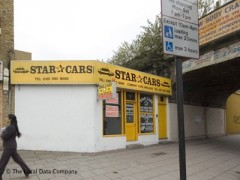 Star Cars, exterior picture