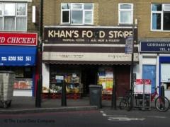 Khan's Food Store image