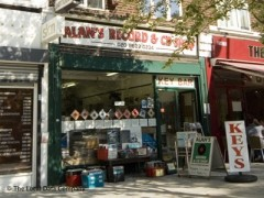 Alan's Record & CD Shop image