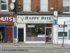 Happy Days, exterior picture