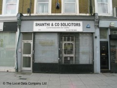 Shanti & Co Solicitors, exterior picture