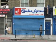 Original Chicken Express, exterior picture