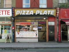 Pizza Plate, exterior picture