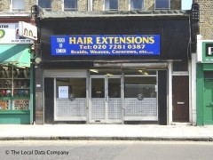 Hair Extensions, exterior picture