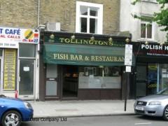 Tollington's image