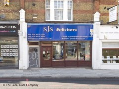 SJS Solicitors, exterior picture