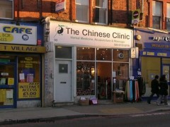 The Chinese Clinic, exterior picture