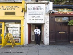 A-Z Solicitors, exterior picture