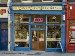 Saf\'s Barbers, exterior picture