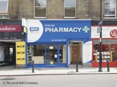 Friend\'s Pharmacy, exterior picture