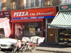 Pizza On Demand 176 Clarence Road London Fast Food