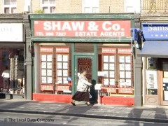 Shaw & Co, exterior picture