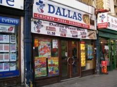 Dallas Chicken Amp Pizza 33 Lower Clapton Road London