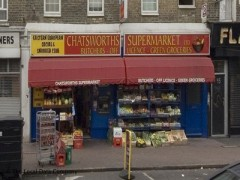 Chatsworths Supermarket, exterior picture