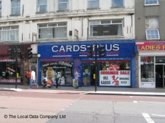 Cards Plus, exterior picture