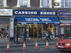 Cassino Shoes, exterior picture