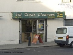 1st Class Cleaners image