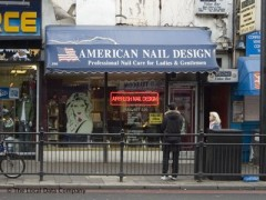 American Nail Design, exterior picture