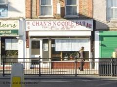 Chan's Noodle Bar image