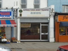 Express Funds Money Transfer, exterior picture