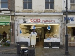 Cod Father\'s, exterior picture