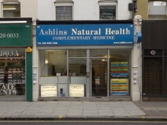 Ashlins Natural Health, exterior picture
